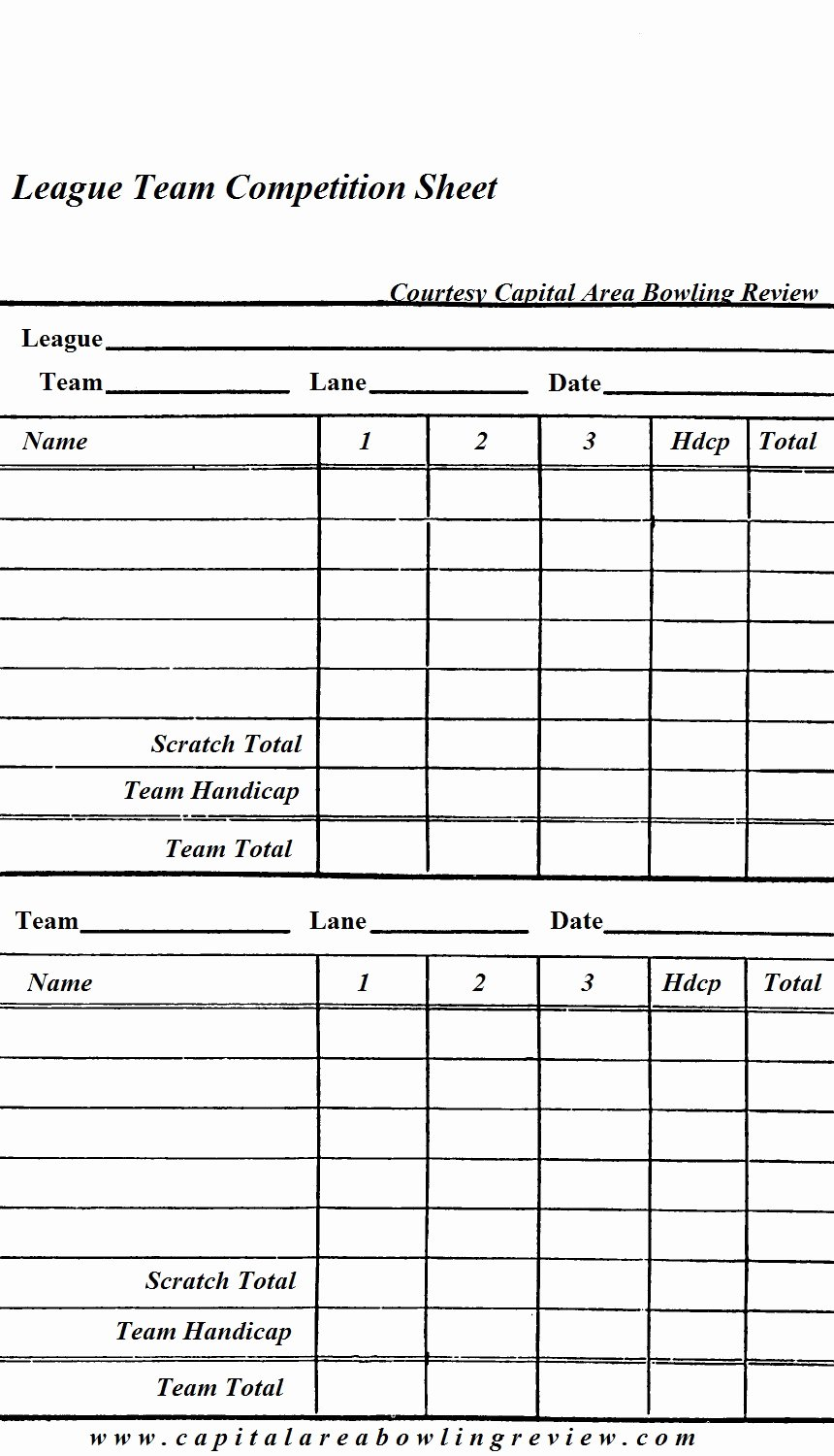 Bowling Scoring Sheet Excel Fresh Bowling Stats Spreadsheet Printable Spreadshee Bowling