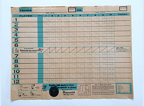 Bowling Scoring Sheet Excel Lovely Bowling Score Sheet Template 8 Download Free Documents