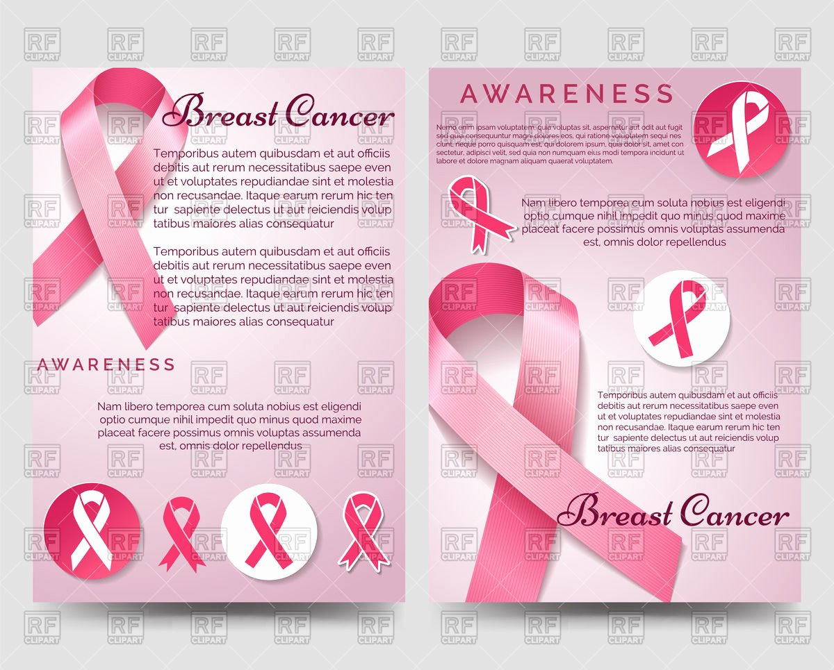 Breast Cancer Flyer Template Awesome Very Best Breast Cancer Template Microsoft Word Ho78 – Advancedmassagebysara