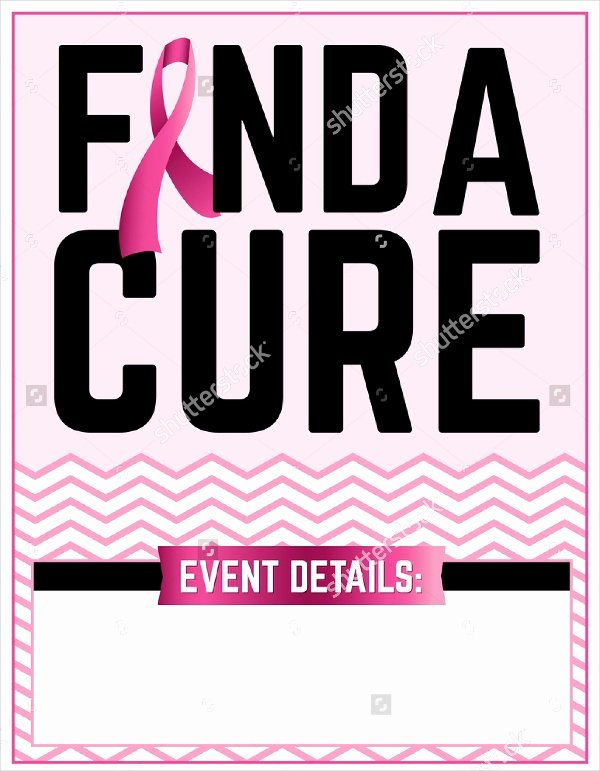 Breast Cancer Flyer Template Best Of 16 Breast Cancer Flyer Design Templates Psd Ai Vector Eps