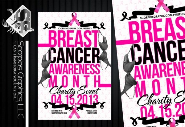 Breast Cancer Flyer Template Inspirational 21 Breast Cancer Flyer Templates & Creatives Psd Ai Indesign