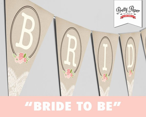 Bridal Shower Banner Template Beautiful Free Printable Bridal Shower Banner Printable 360 Degree