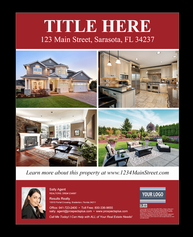 Broker Open House Flyer New 15 Best Free Open House Flyer Templates