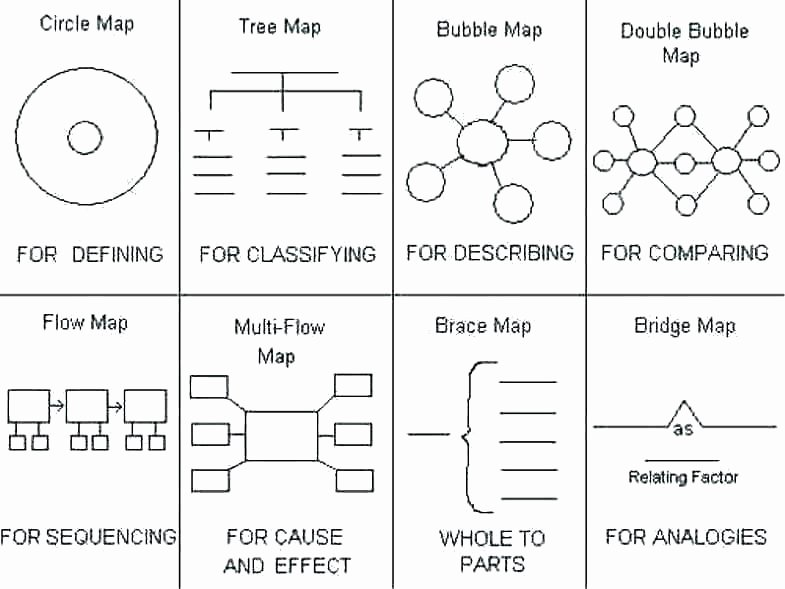 Bubble Map Template Word Beautiful Bubble Flow Chart Template