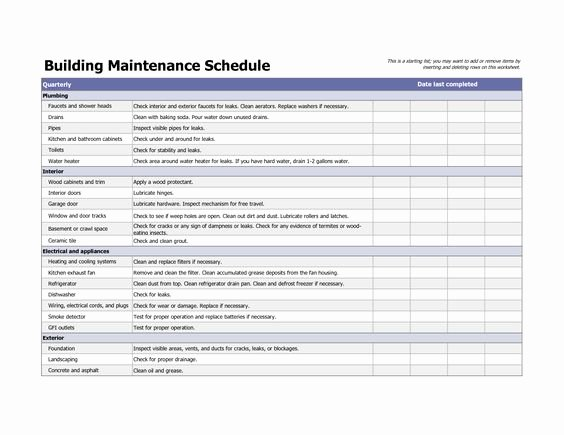 Building Maintenance Log Template Beautiful Pinterest • the World's Catalog Of Ideas