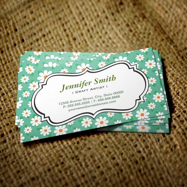 Business Card Ideas for Crafters Awesome 300 Creative and Inspiring Business Card Designs Page2