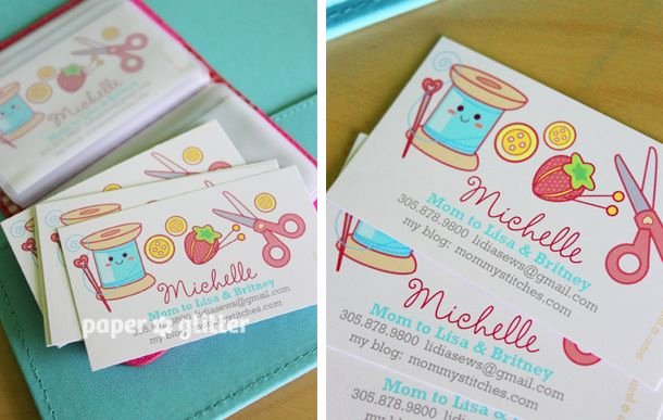 Business Card Ideas for Crafters Inspirational Free Printable Business Card Templates for Sewing that S Sew Sammy Jo