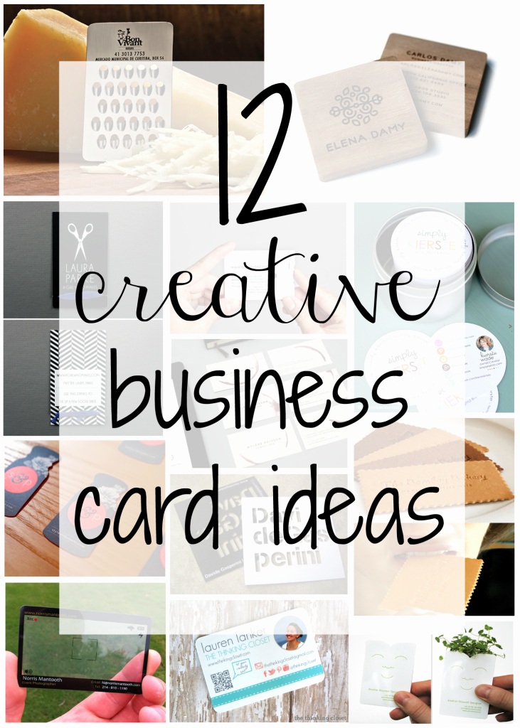 Business Card Ideas for Crafters Unique 12 Creative Business Card Ideas Diy Ideas