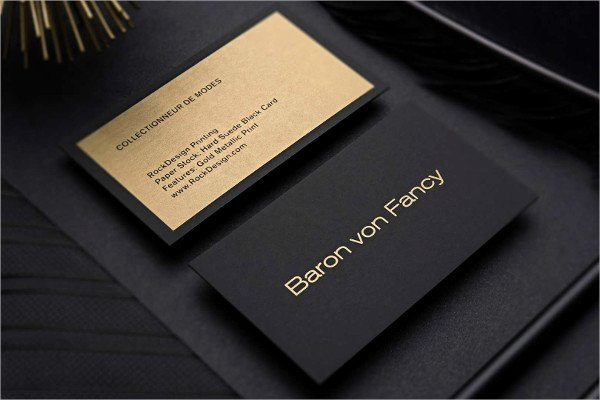 Business Card Images Free New 29 Examples Of Luxury Business Card Templates Psd Word