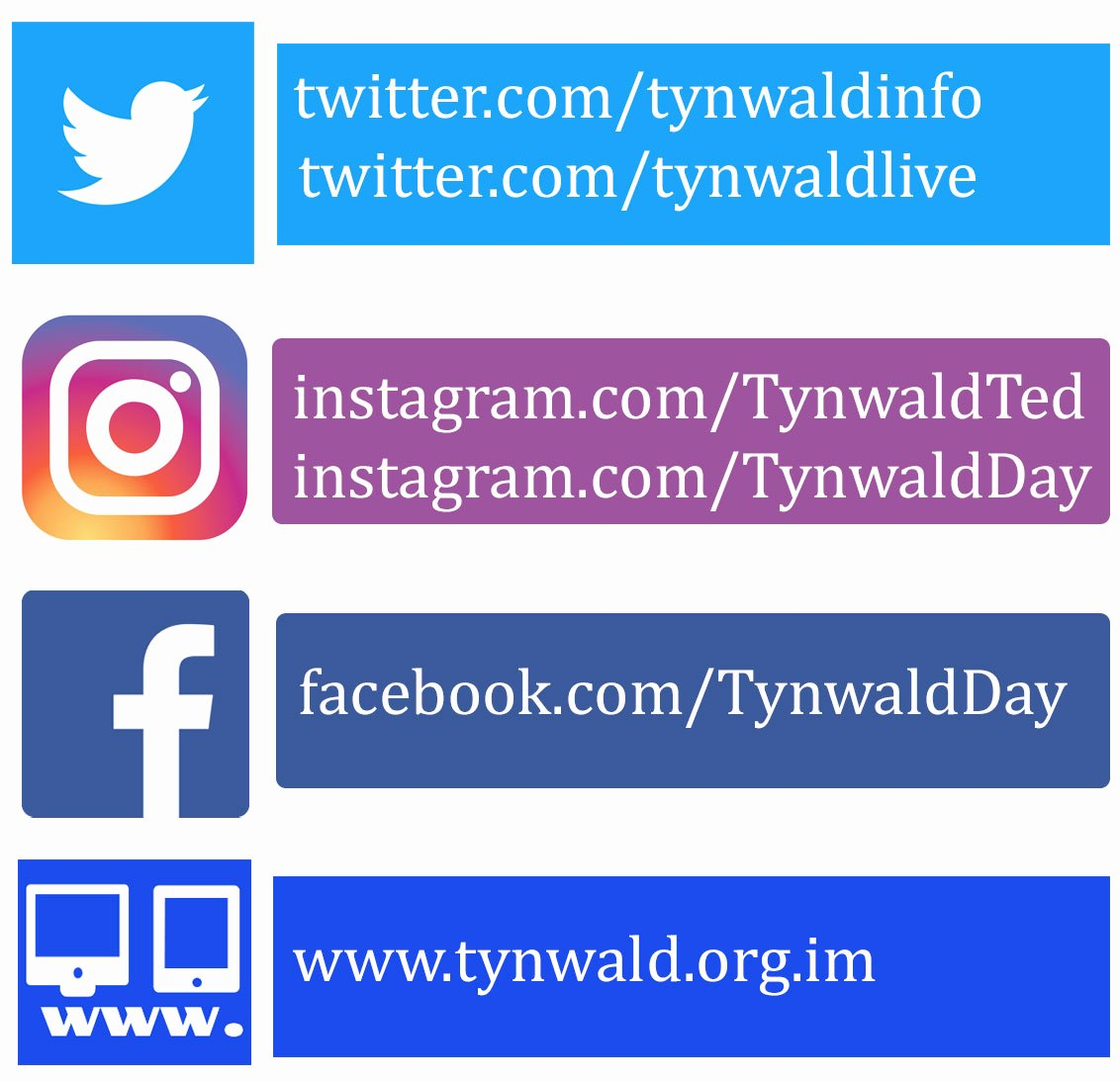 Business Card social Media Best Of Tynwald Parliament Of the isle Of Man 2017 October