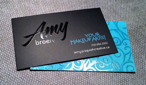 Business Cards for Artists Awesome top 25 Professional Makeup Artist Business Card Ideas