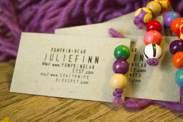 Business Cards for Crafters Fresh How to Diy Embellished Business Cards with A Treat Crafting A Green World