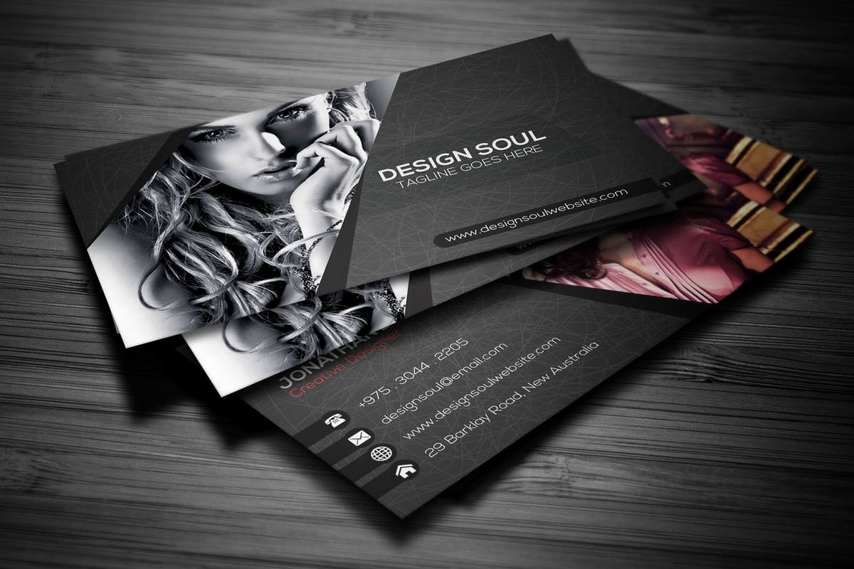 Business Cards for Photographers Fresh Graphy Business Card by Designsoul14 On Envato Elements