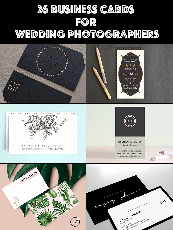 Business Cards for Photographers New 26 Wedding Grapher Business Cards Templates that You Ll Love