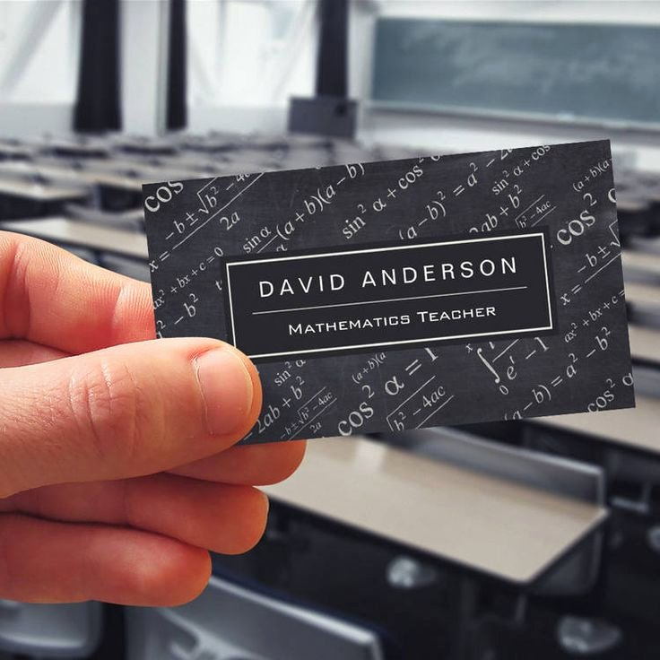 Business Cards for Teachers Unique Best 25 Teacher Business Cards Ideas On Pinterest