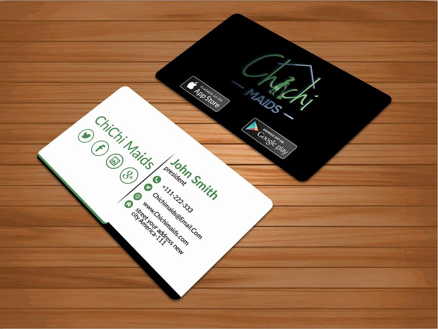 Business Cards with social Media Best Of Business Cards social Media – Emmamcintyrephotography