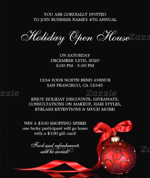 Business Open House Flyer Awesome 28 Open House Flyer Designs Psd Word Eps Download