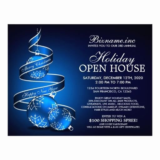 Business Open House Flyer Inspirational 32 Best Christmas and Holiday Party Flyers Images On Pinterest