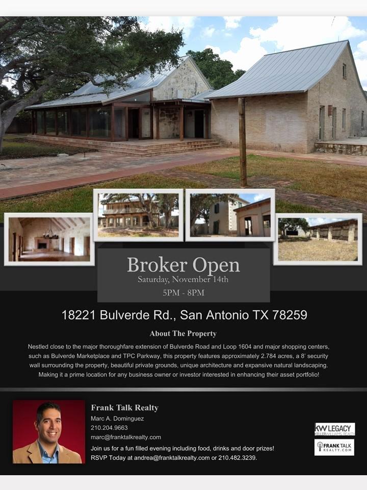 Business Open House Flyer Inspirational Mercial Broker Open House San Antonio Business Journal