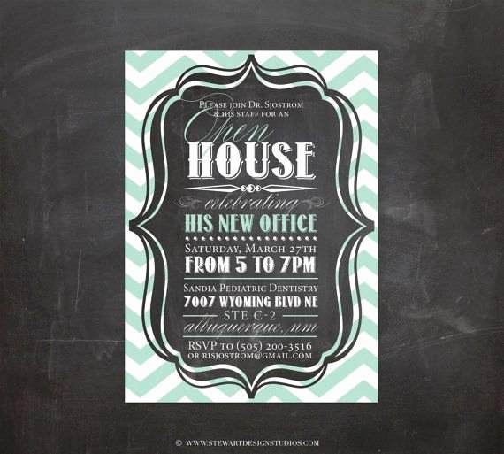 Business Open House Flyer Lovely Open House Invitation Google Search Typography