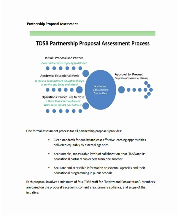 Business Partnership Proposal Sample Awesome Free 6 Partnership Proposal Examples & Samples In Pdf Google Docs Pages Word
