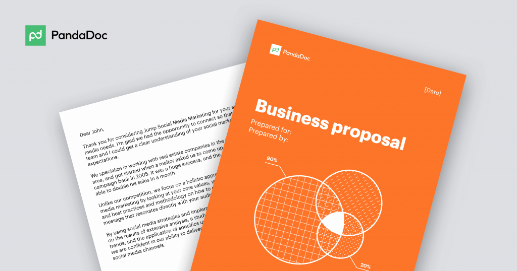 Business Proposal Example Pdf Inspirational 10 Steps How to Write A Business Proposal [new Templates 2019]