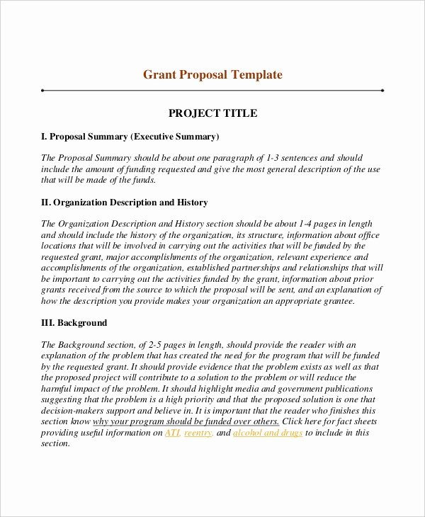 Business Proposal Example Pdf Lovely 10 Writing Templates Free Sample Example format