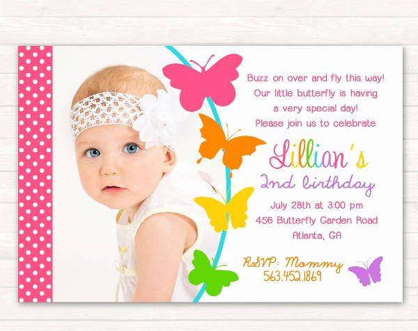 Butterfly Invitations Templates Free Luxury 8 butterfly Invitations Free Printable Psd Ai Eps
