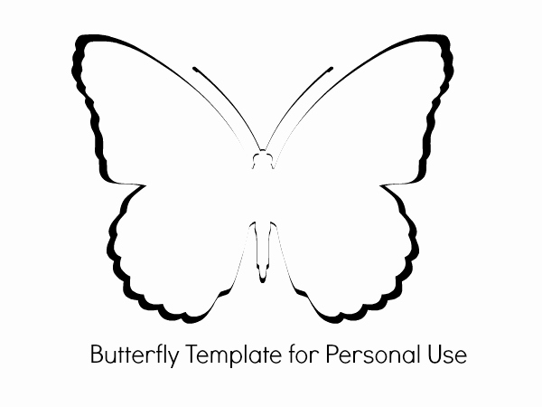 Butterfly Invitations Templates Free Unique butterfly Baby Shower