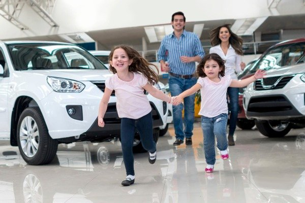 Buyer order for Car Awesome 25 Tips for Easier Family Car Shopping