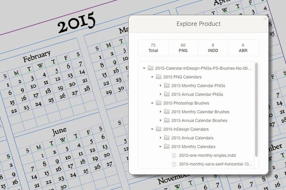 Calendar Template for Photoshop Awesome Check Out 2015 Calendars for Shop by Rogerridpath On Creative Market