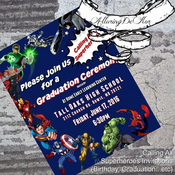 Calling All Superheroes Invitation Inspirational Super Hero Invitation Calling All Superheroes Birthday