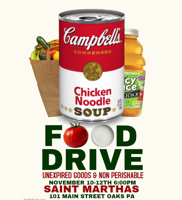 Can Food Drive Flyer Inspirational 25 Food Drive Flyer Designs Psd Vector Eps Jpg Download
