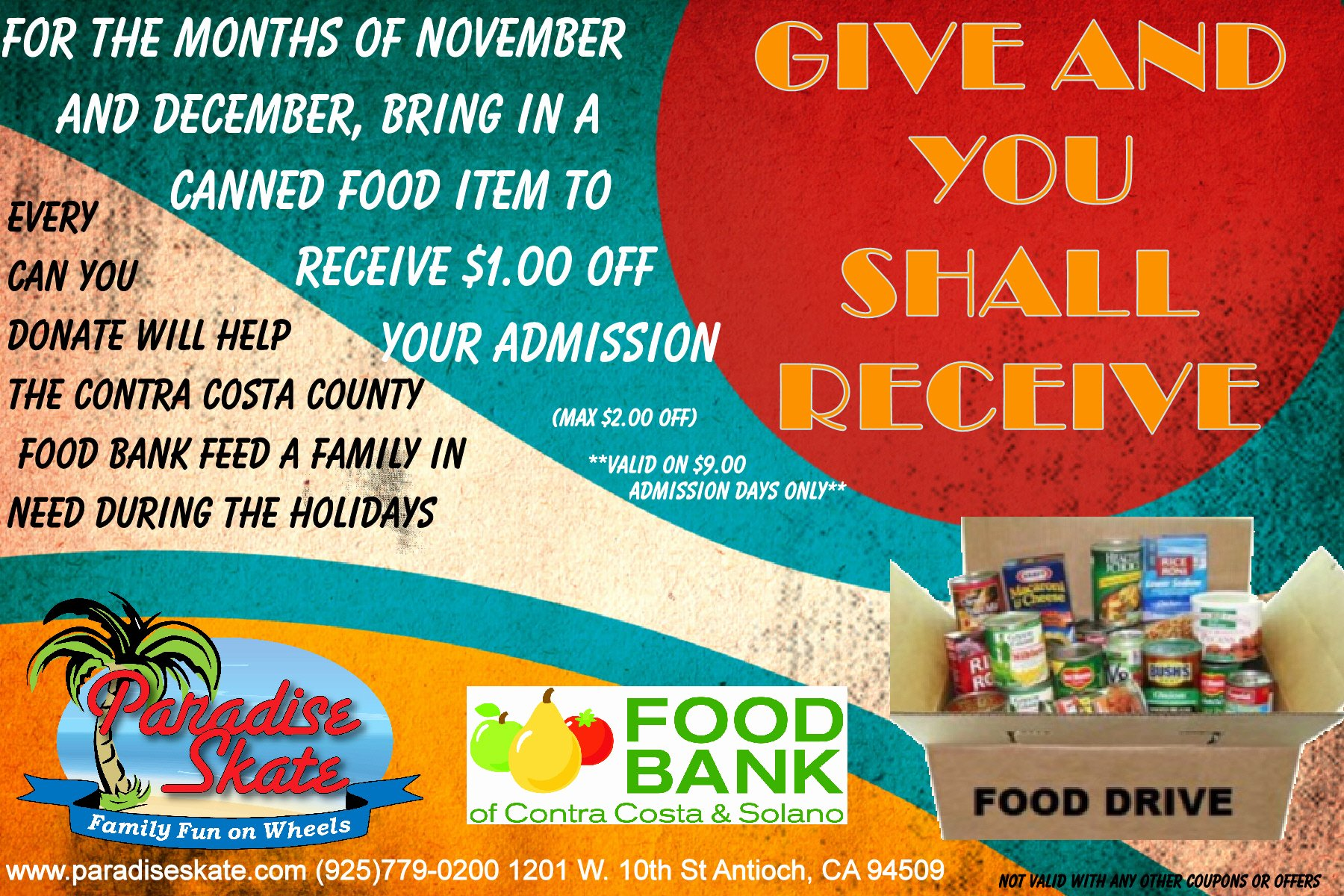 Canned Food Drive Flyer Elegant Can Food Drive