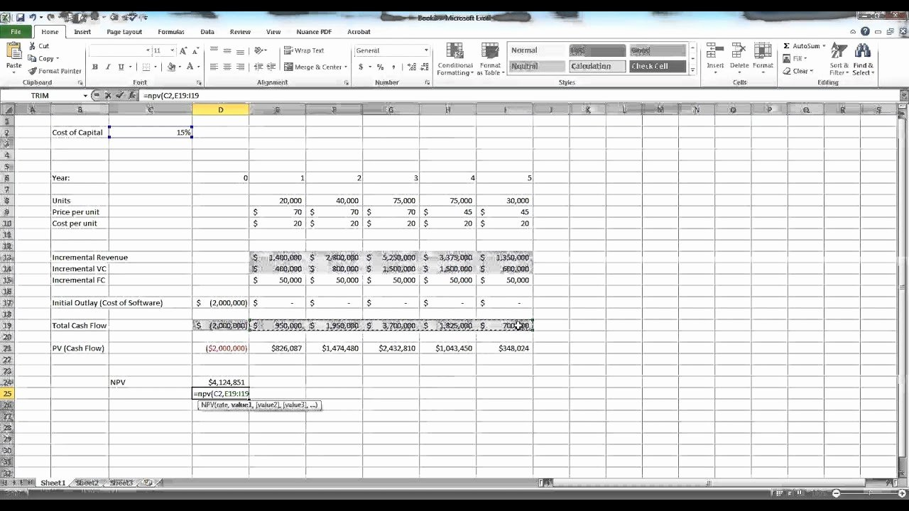 Capital Expenditure Budget Template Excel Elegant Capital Bud Ing In Excel Example