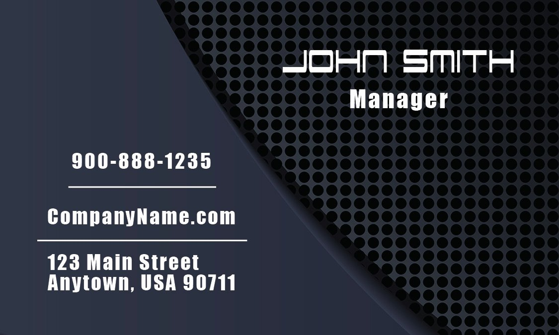 Car Detailing Business Cards Awesome Professional Auto Detailing Business Card Design