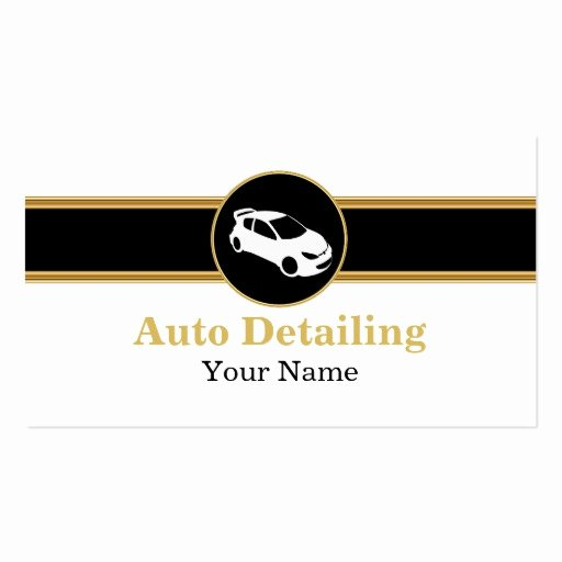 Car Detailing Business Cards Fresh Automotive Business Card Templates Page26