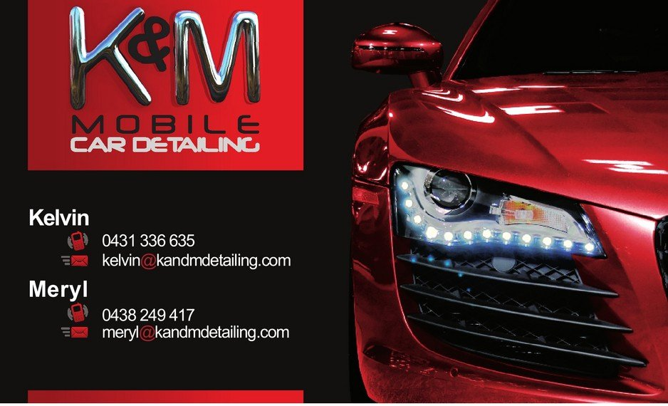 Car Detailing Business Cards Fresh K&m Mobile Car Detailing In Ballajura Perth Wa Car Wash Truelocal
