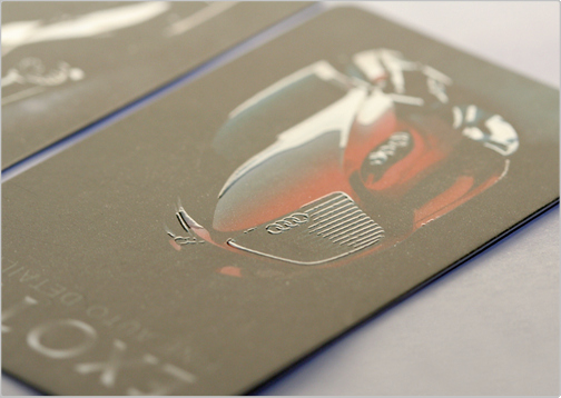 Car Detailing Business Cards Inspirational Business Card Design Exotic