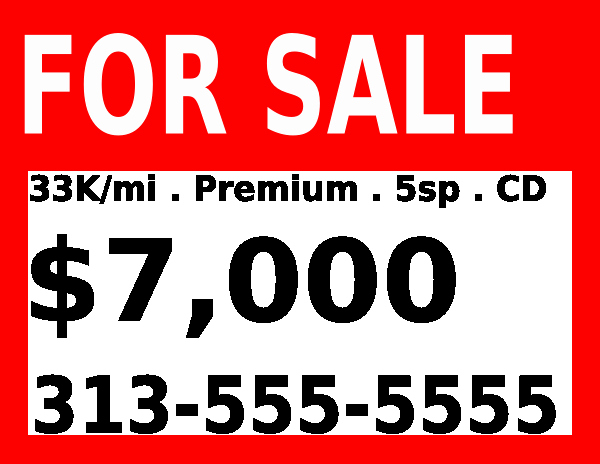 Car for Sale Template Free Fresh for Sale Sign Clip Art at Clker Vector Clip Art Online Royalty Free & Public Domain