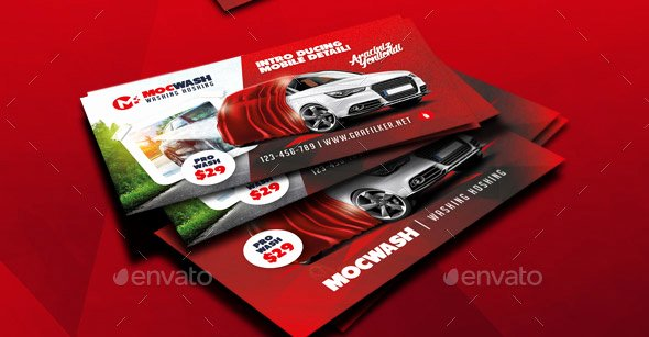 Car Service Business Cards Awesome 20 Cool Business Card Templates for Auto Services – Design Freebies
