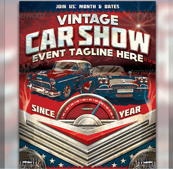 Car Show Flyer Template Free Best Of 19 Car Show Flyer Free & Premium Psd Ai Vector Eps Downloads