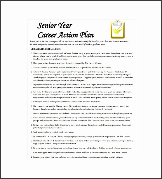 Career Action Plan Template New 11 Employee Career Planning Checklist Sampletemplatess