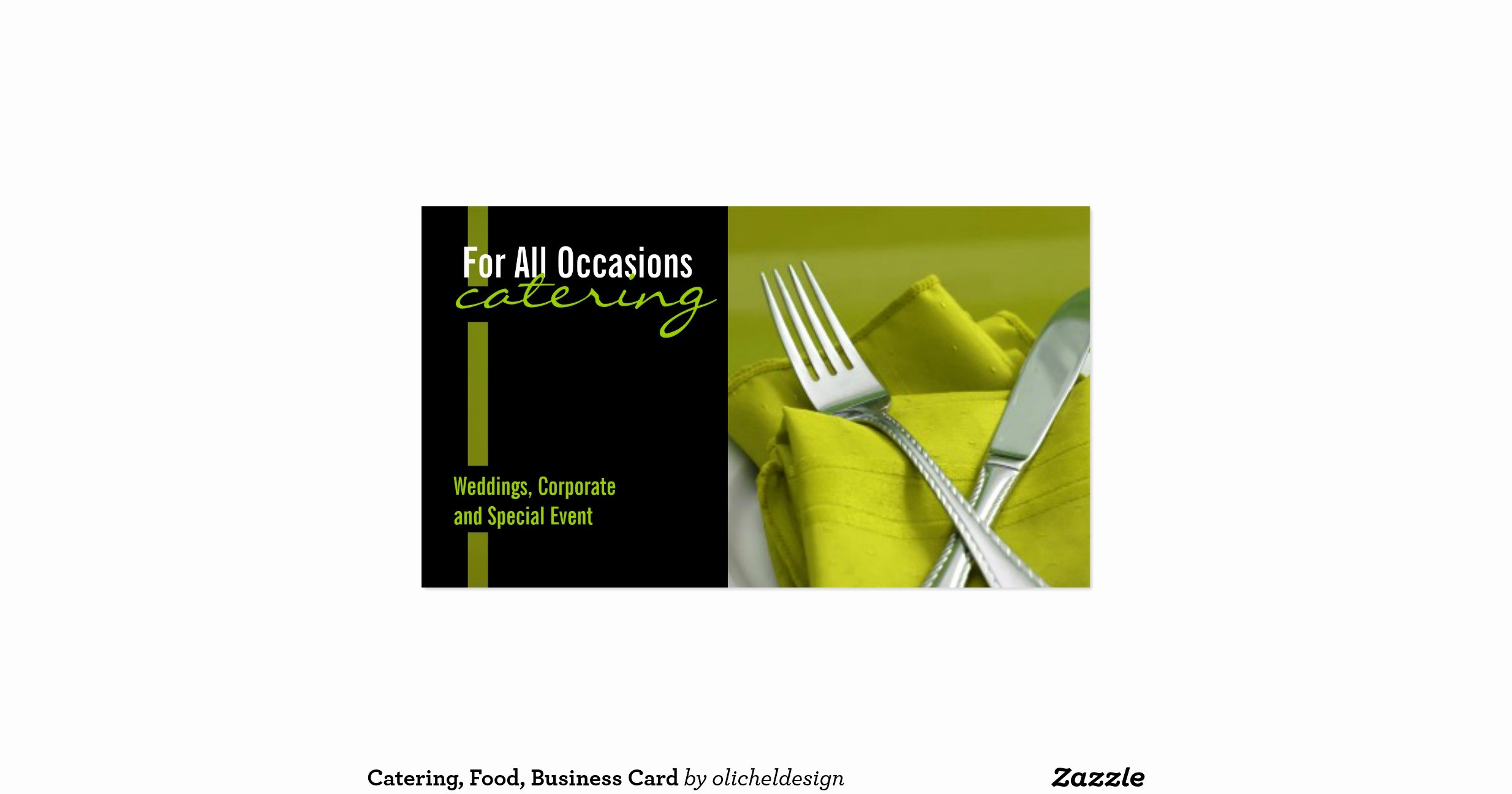 Catering Business Card Ideas Luxury Catering Food Business Card R1758e Cb464a8fc F4d287b8 I579t 8byvr 1200 View Padding