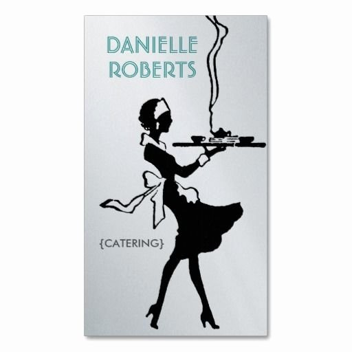 Catering Business Card Ideas Unique Catering Business Card Zazzle Business Cards