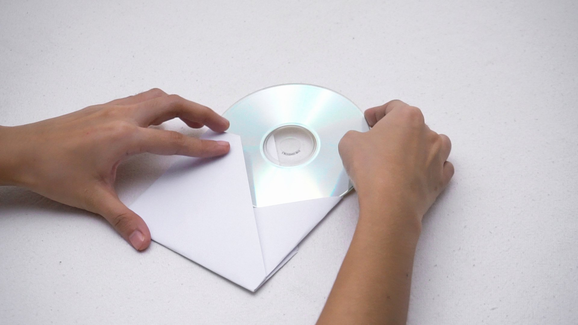 Cd Paper Sleeve Template Best Of How to Make A Cd Sleeve From Paper with Wikihow