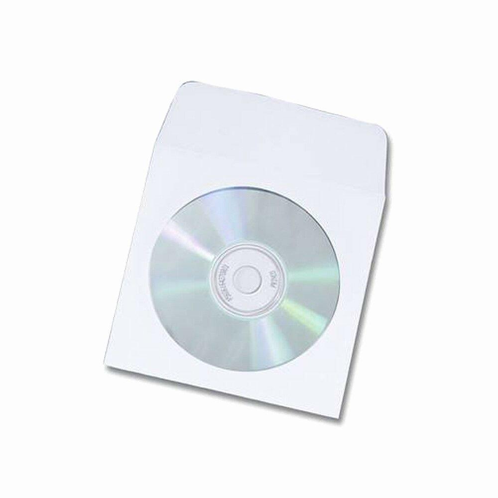 Cd Paper Sleeve Template Fresh New 100 Paper Cd Dvd Paper Sleeve Window Flap Envelope