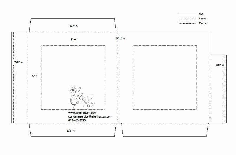 Cd Paper Sleeve Template Inspirational Cd Cover Template Rock Paper Scissors Pinterest