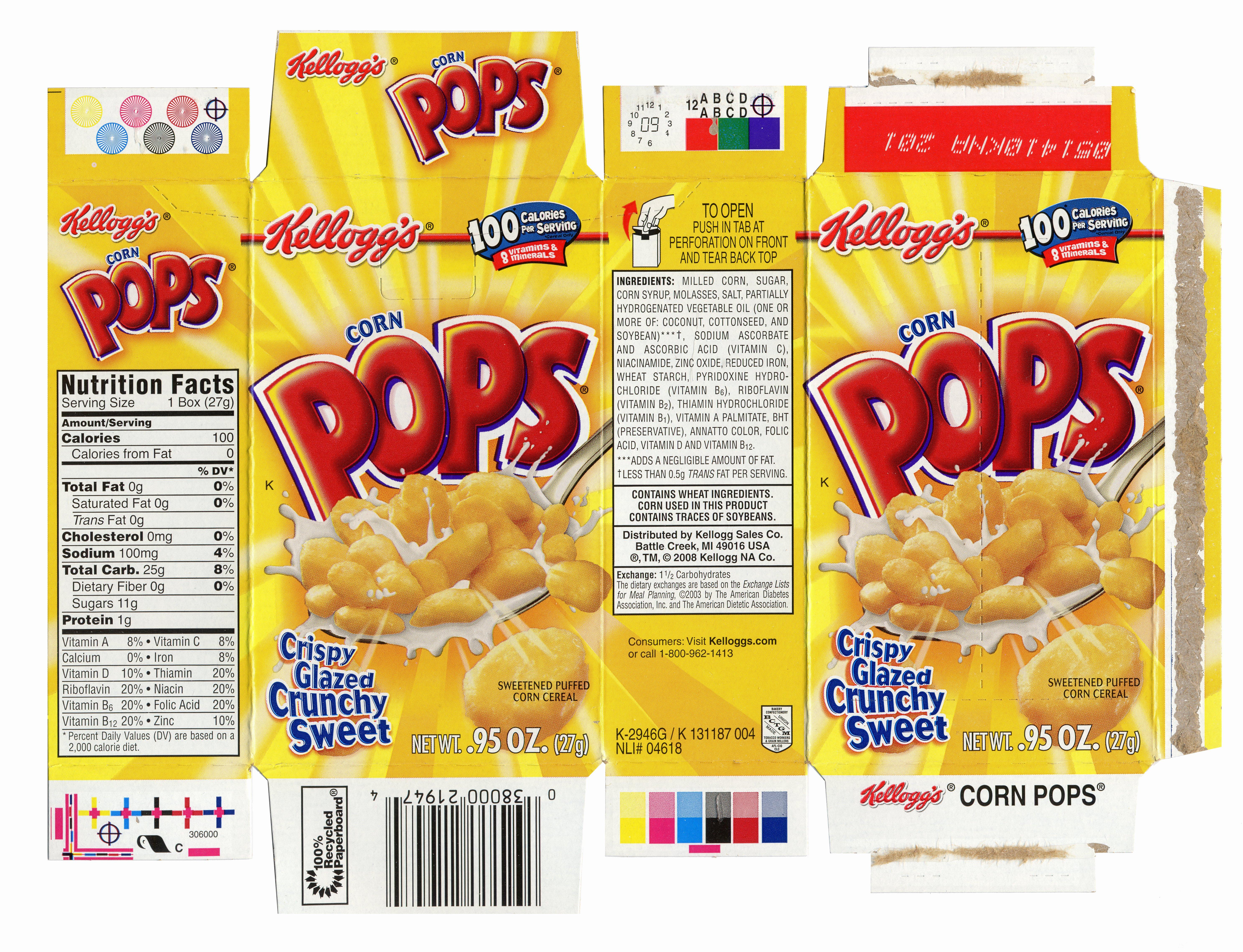 Cereal Box Design Template Best Of Sebby Khurshid