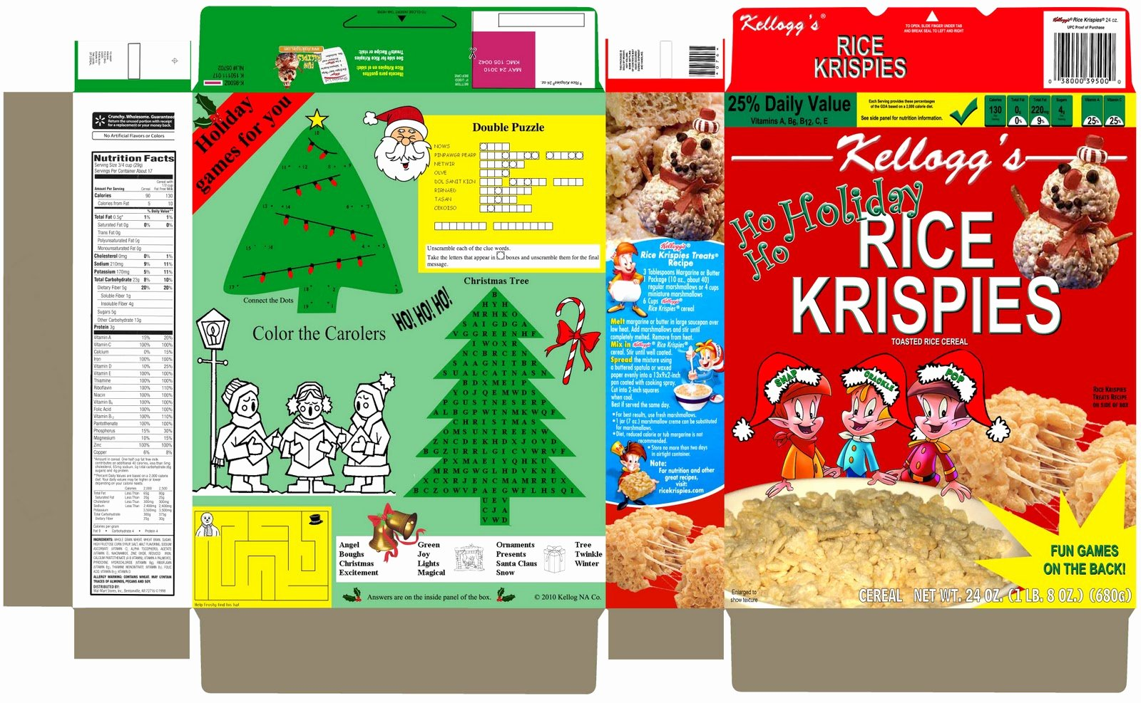 Cereal Box Design Template Inspirational My Art School Designs 3d Cereal Box Design